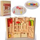 Деревянная игрушка Набор инструментов MD 0999