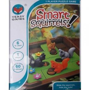 Настольная игра Smart Squirrels
