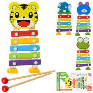 Деревянная игрушка Ксилофон MD 1136