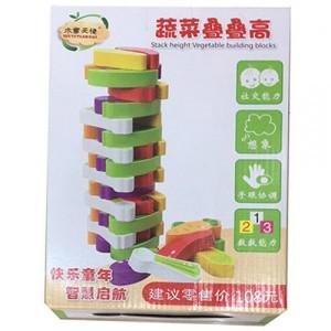 Деревянная игрушка Башня MD 2145