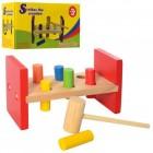 Деревянная игрушка Стучалка MD 2339