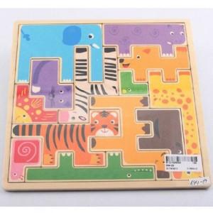 Деревянная головоломка 694-29