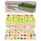 Деревянная игрушка Knowledge Classification Box 2305-44