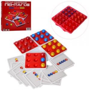Настольная игра Пентаго Третье измерение 0131R