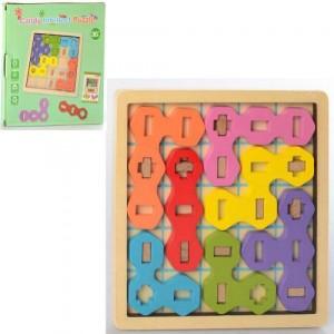 Деревянная игрушка Пазлы MD 2416