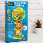 Деревянная игрушка Трек Squirrel Taxiway