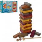 Деревянная игрушка Jenga Beech MD 2681