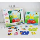 Настольная игра Animal Creative Puzzle HC209163