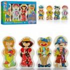Деревянная игрушка Фигурки Пазлы 0948