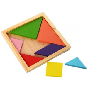 Деревянная игрушка Геометрика MD 2595