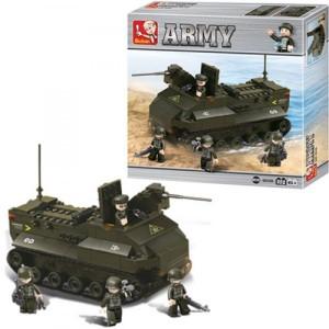 Конструктор SLUBAN Броневик M38-B6300