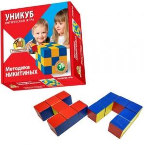 Развивающая игра Уникуб К-002