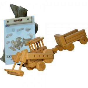 Эко-конструктор Трактор InD-TRACTOR