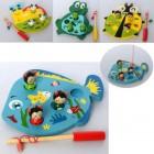 Деревянная игрушка Рыбалка MD 2523