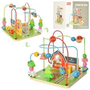 Деревянная игрушка Лабиринт MD 2053