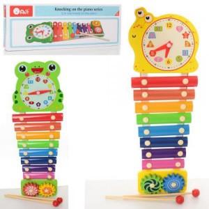Деревянная игрушка Ксилофон MD 2170