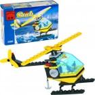 Конструктор BRICK Вертолет спасателей 0386