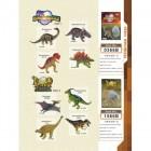 4D конструктор Динозавры 0366