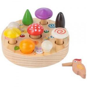 Деревянная игрушка Сортёр 2305-62