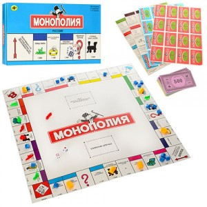 Настольная игра Монополия M2046