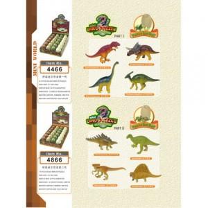 4D конструктор Динозавры 4866