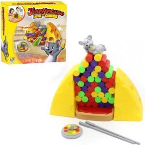 Настольная игра Любимый сыр мышонка Джимми CH2114