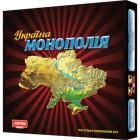 Настольная экономическая игра Монополия Украина