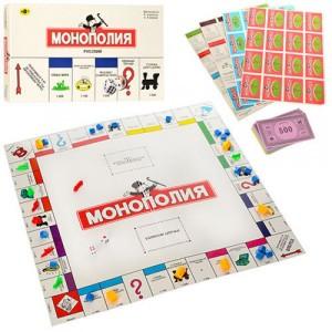 Настольная игра Монополия M2047