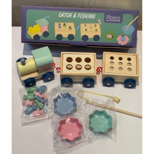 Деревянная игрушка Catch and Fishing 2305-99