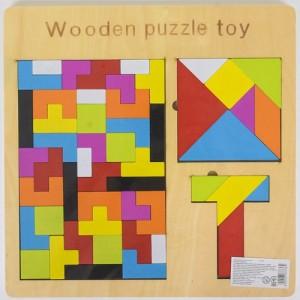 Деревянная игра Логика С 37736