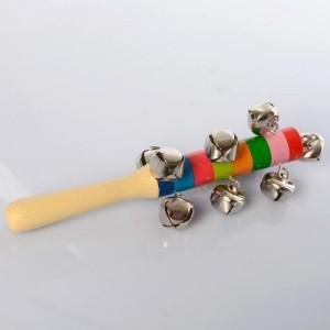 Деревянная игрушка Бубен MD 2197