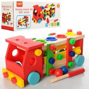 Деревянная игрушка Стучалка M00727