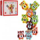 Деревянная игрушка Сова Баланс MD 0954