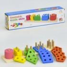 Деревянная игрушка Геометрика C 30319