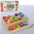 Деревянная игрушка Рыбалка MD 2743