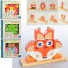 Деревянная игрушка Городок MD 2293