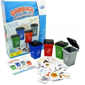 Настольная игра Garbage Classification 707-102