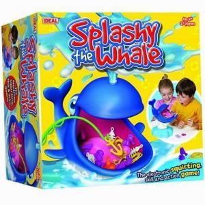 Настольная игра Splashy the Whale SPL309417