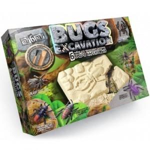 Набор для проведения раскопок Bugs Excavation Насекомые BEX-01-01