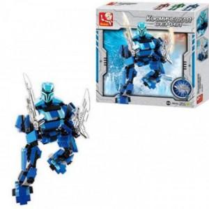 Конструктор SLUBAN Робот Посейдон M38-B0215