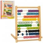 Деревянная игрушка Счеты MD 2310