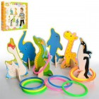 Деревянная игрушка Игра кольцеброс MD1007