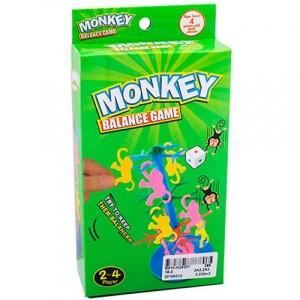 Настольная игра Балансирующие обезьянки 18-2