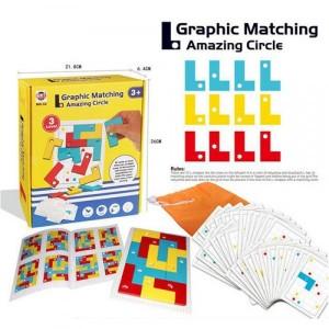 Настольная игра Grahoic Matching GT291091
