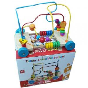 Деревянная игрушка Лабиринт MD 0906