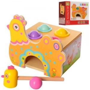 Деревянная игрушка Стучалка MD 2458