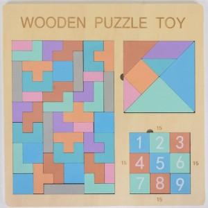 Деревянная игра Логика С 37734