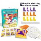 Настольная игра Grahoic Matching GT291089