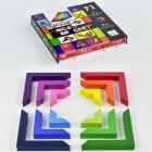 Деревянная логическая игра Уголки C 30295
