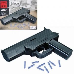 Конструктор BRICK Пистолет 407